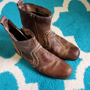 Bed stu x free people boots size 11½